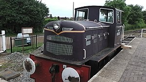 Northamptonshire Ironstone Railway Trust - Fowler 4220001