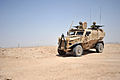 Foxhound Patrol Vehicle in Afghanistan MOD 45154004.jpg