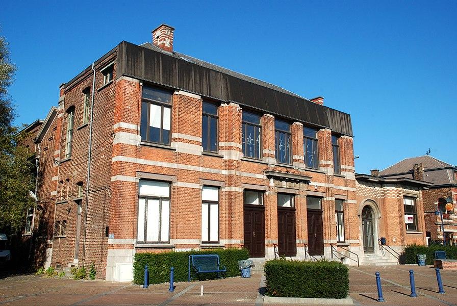 Belgique - Brabant wallon - Foyer populaire de Court-Saint-Étienne