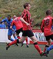 Fróði Benjaminsen A Faroese Football Player.jpg