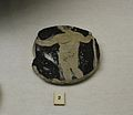 Fragment de cílix de figures roges, Tossal de sant Miquel (Llíria), museu de Prehistòria, València.JPG