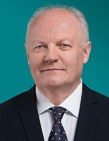 François Asselineau en 2014.