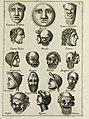 Francisci Ficoronii Reg. Lond. Acad. socii dissertatio de larvis scenicis et figuris comicis antiquorum Romanorum, et ex Italica in Latinam linguam versa (1754) (14759280036).jpg