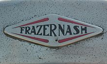 Description de l'image FrazerNash badge.JPG.