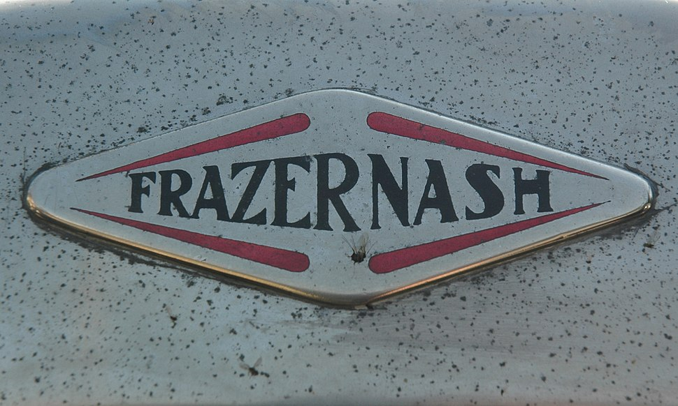 FrazerNash badge