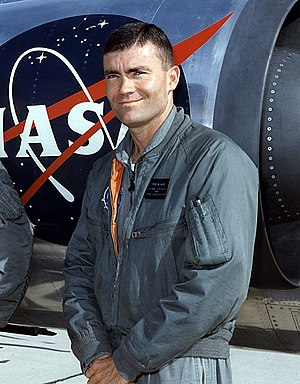Fred Haise - Haise in 1966