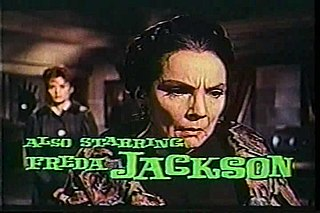 Freda Jackson English actress