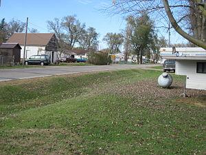 Fredonia, Iowa - Image: Fredonia iowa