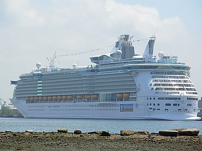 How to get to Cape Liberty Cruise Port in Bayonne, Nj by