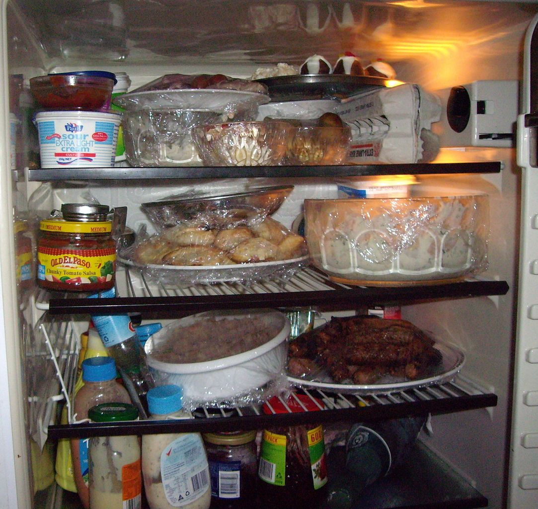 Messy Refrigerator: File:Fridgeinterior.jpg