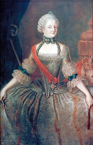 Friederike Charlotte of Brandenburg-Schwedt - Frederike Charlotte of Brandenburg-Schwedt