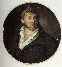Friedrich Gustav Schilling um 1800 (Quelle: Wikimedia)