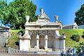 Front view of Benson Mausoleum, Laurel Hill Cemetery.jpg