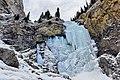 Frozen waterfall - panoramio.jpg