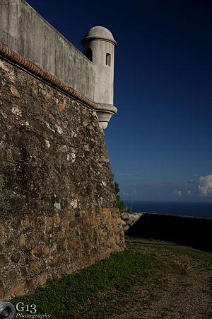La Guaira - San Carlos Fortress