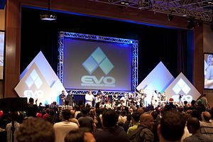 Fuudo - Fuudo at the Evo 2011 award ceremony