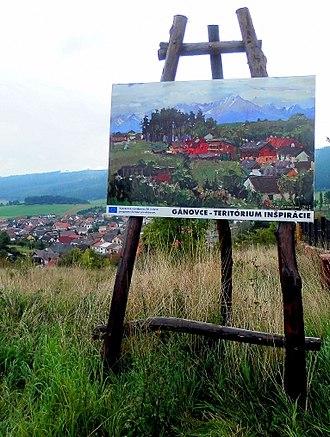 Gánovce - Image: Gánovce 16 Slovakia 7