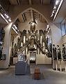 Gâble du portail central-Musée de l'Oeuvre Notre-Dame.jpg