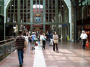 Goteborg Centralstationen Central Station