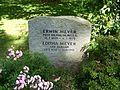 Göttingen Stadtfriedhof Grab Erwin Meyer.JPG