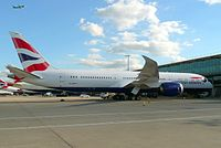 G-ZBKH - B789 - British Airways