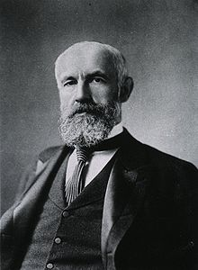 Portrait de G. Stanley Hall