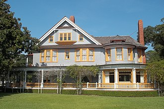 Jekyll Island Club - Rockefeller Cottage