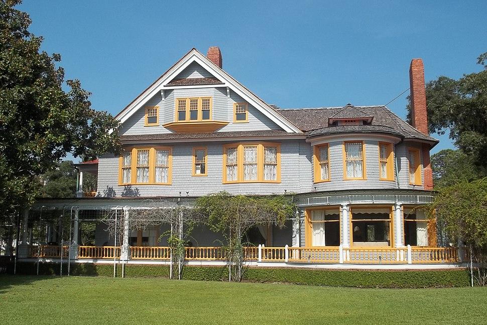 GA Jekyll Island Rockefeller Cottage01