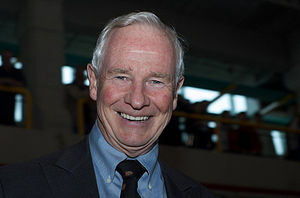 David Johnston - Johnston at the University of Waterloo, 2010