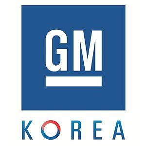 GM Korea - GM Korea logo