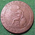 GREAT BRITAIN, STOCKTON 1813 -CHRISTOPHER and JENNETT PENNY TOKEN b - Flickr - woody1778a.jpg