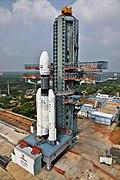 GSLV Mk III D2 on Second Launch Pad of Satish Dhawan Space Centre, Sriharikota (SDSC SHAR).jpg