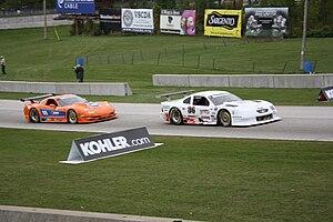 SCCA National Championship Runoffs -  GT1