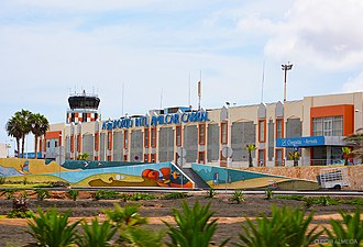 Amílcar Cabral International Airport - Image: GVAC SID