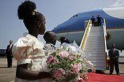 Entebbe airport, 2003