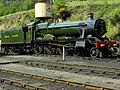 GWR Hall Class No 6960 Ravingham Hall (8062221421).jpg