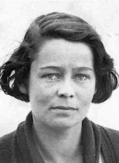 Gabrielle Patterson British aviator (1905–1968)