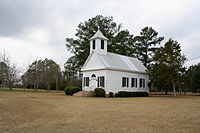 Gainestown Methodist Church 02.JPG