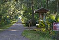 Gainesville-Hawthorne Trail, Hawthorne Entrance.jpg
