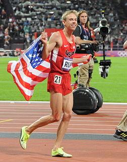 Galen Rupp American male long-distance runner