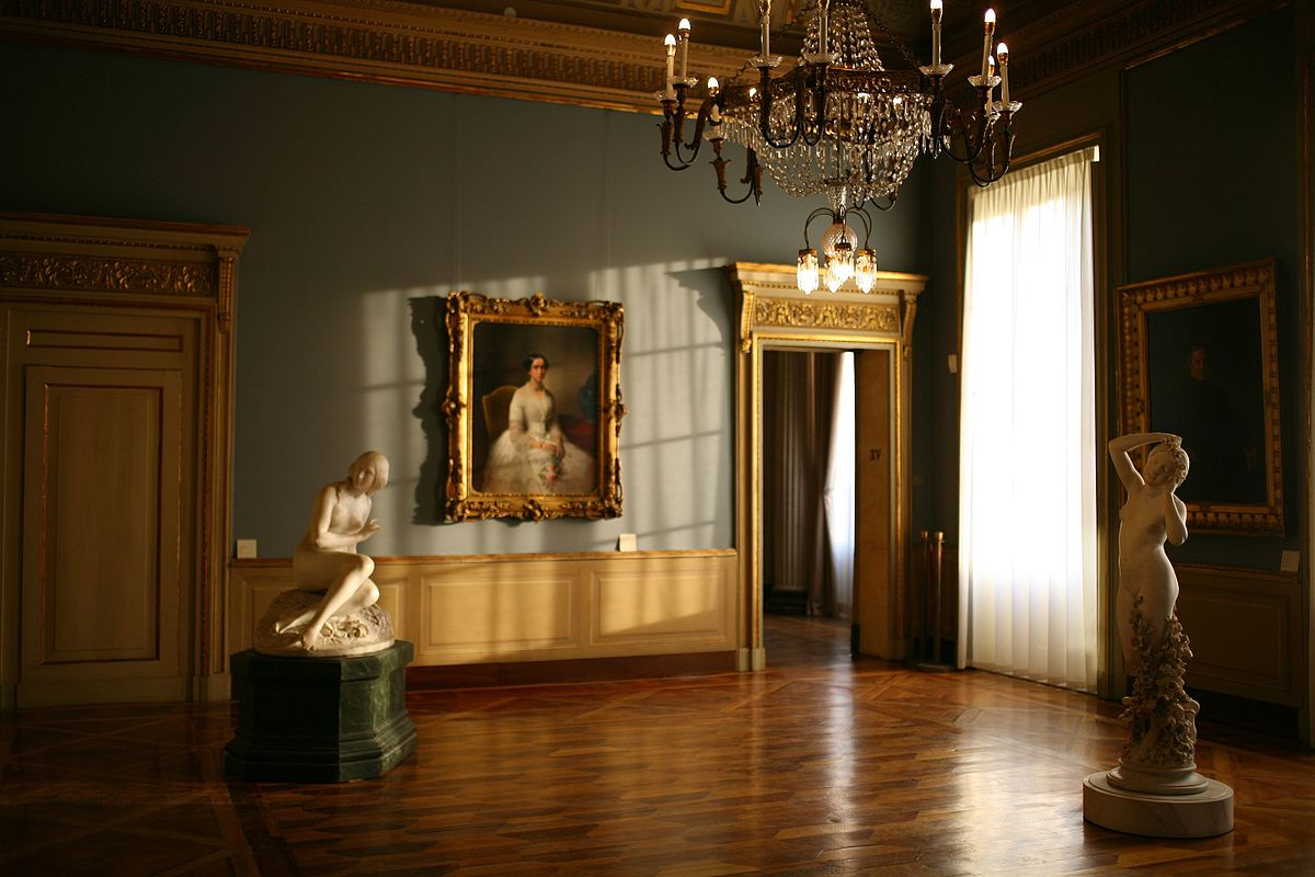 galleria d 39 arte moderna milano wikipedia