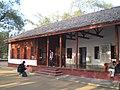 Gandhiji's Room at Sabarmati Ashram, Ahmedabad.JPG