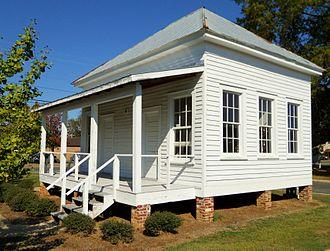 Gantts Quarry, Alabama - Image: Gantt's Quarry Post Office