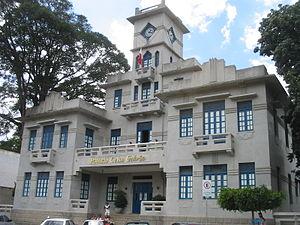 Garanhuns - Celso Gavao Palace - City Hall