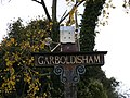 Garboldisham Village Sign - geograph.org.uk - 1019577.jpg
