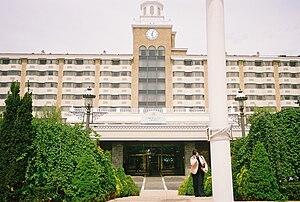 Garden city hotel derby