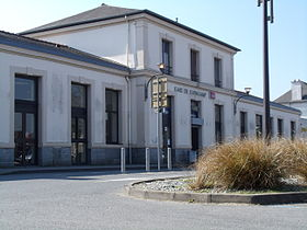 Image illustrative de l'article Gare de Guingamp