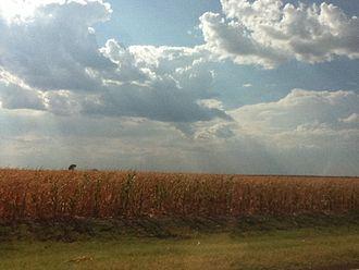 Garfield County, Oklahoma - Wheat is a major part of the Garfield County economy. Its county seat, Enid, is named the Wheat Capital of Oklahoma.