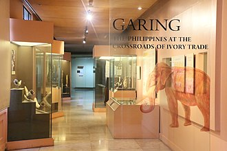 National Museum of Anthropology (Manila) - Garing: The Philippines at the Crossroads of Ivory Trade Gallery