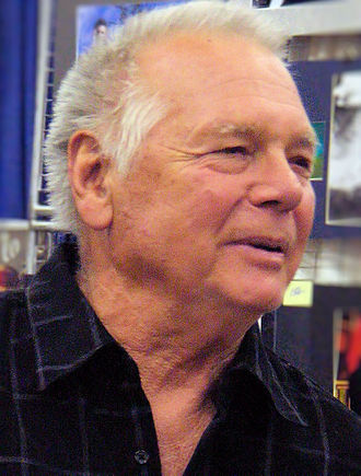 Gary Lockwood - Lockwood at WonderCon (2009, age 72)